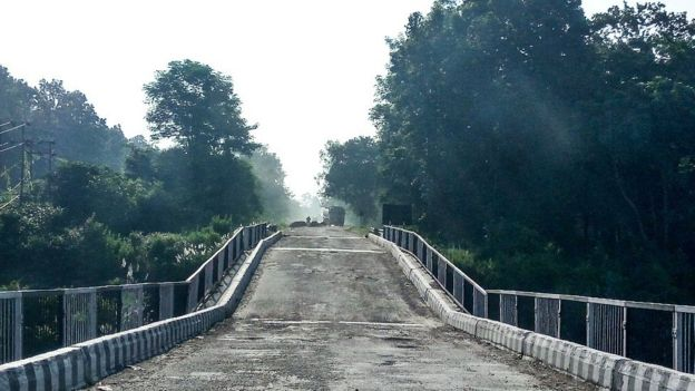 जीर्ण पुल