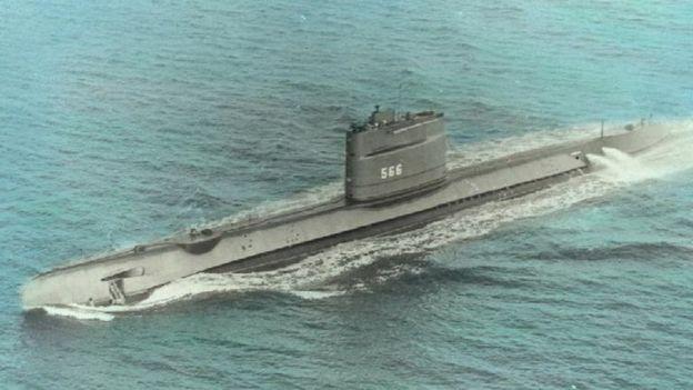 زیردریایی کوسه