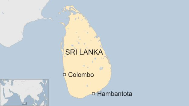 Image result for Hambantota Port Deal