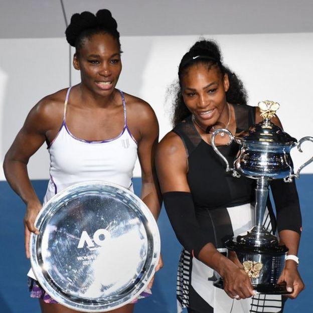 Serena y Venus Williams