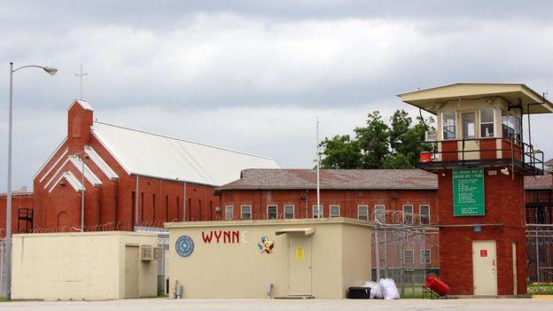 Prisión en Huntsville