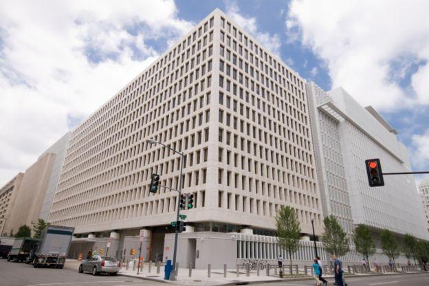 Sede del Banco Mundial.