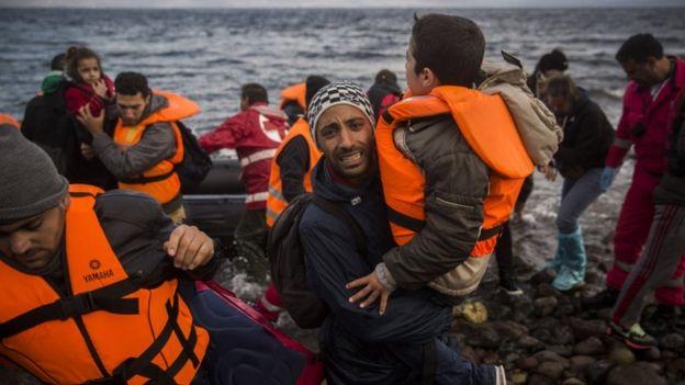 Rescue off Farmakonisi, 9 Dec