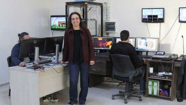 Zarok TV'nin Genel Yayın Yönetmeni Dilek Demiral, daha önce herhangi bir uyarı ya da ceza almadıklarını söylüyor.