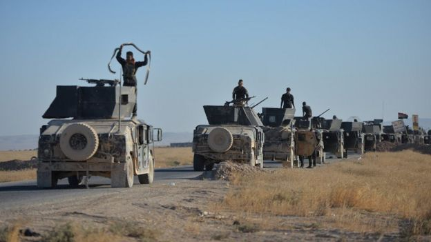 Irak ordusu ve Haşdi Şabi