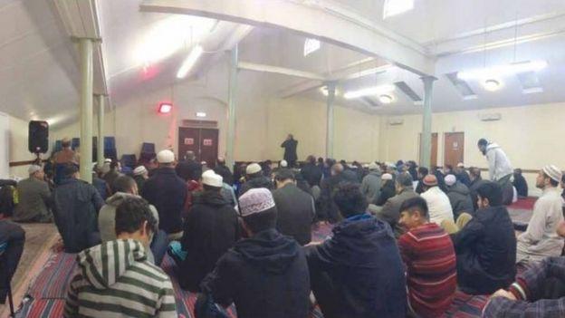 Открылась первая Мечеть Линкольна, графство Линкольншир,