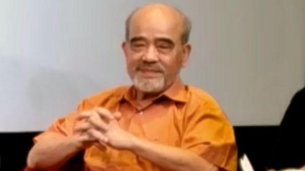 Giáo sư Đặng Hùng Võ, nguyên Thứ trưởng Bộ Tài nguyên Môi trường