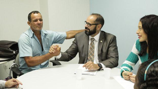Conciliação após constelação familiar em caso do Tribunal de Justiça de Alagoas | Foto: Divulgação/TJAL