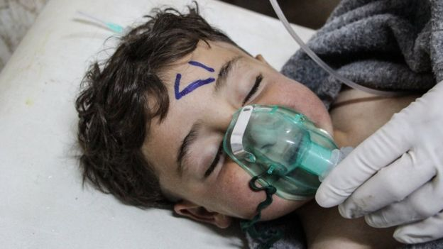 """الاستخبارات الفرنسية تتهم دمشق بالوقوف وراء """"الهجوم الكيميائي"""" في خان شيخون"""