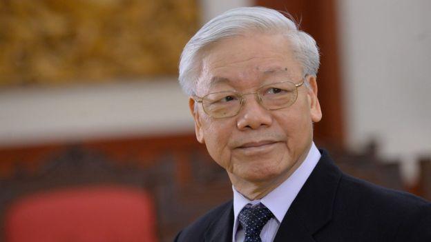 Tổng Bí thư Nguyễn Phú Trọng nói việc kỷ luật ông Đinh La Thăng chỉ mới về mặt Đảng