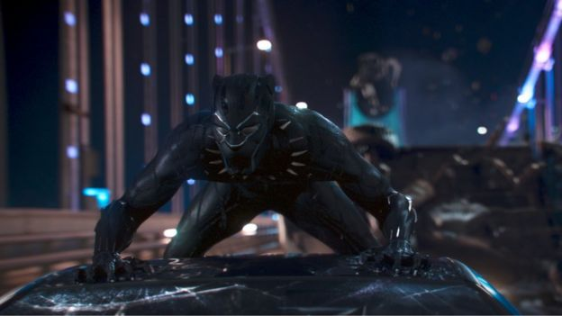 Una escena de Black Panther (Foto: Marvel/Disney)
