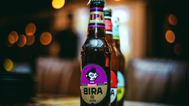Bira 91 bottles