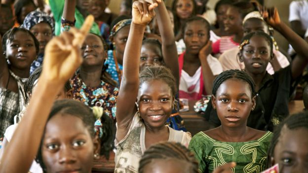 Education is struggling in sub-Saharan Africa