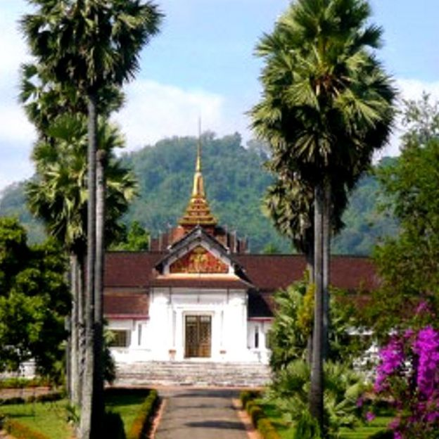 Cố đô Luang Prabang của Lào