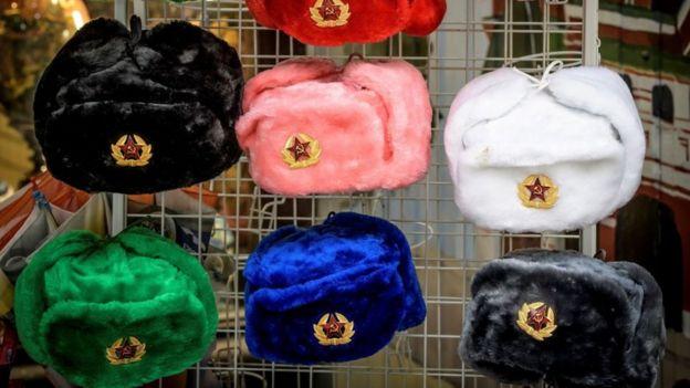 Ushanka (los famosos sombreros de piel)