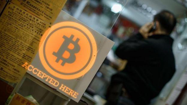 Bitcoin ile alışveriş yapılabilen bir mağaza