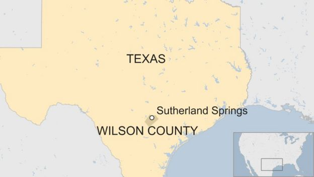 Peta Texas