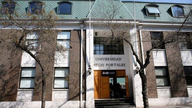 La Universidad Diego Portales es la casa de estudios chilena mejor ubicada en el ránking.