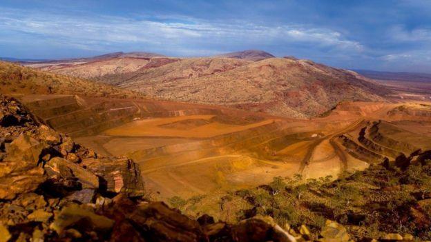 Pilbara mine