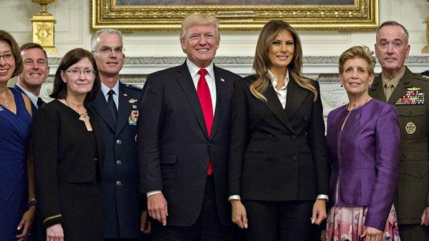 Trump ve generaller