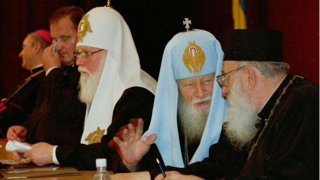 Любомир Гузар сприяв діалогу між церквами в Україні