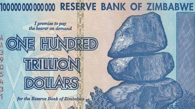 Dólar de Zimbabue