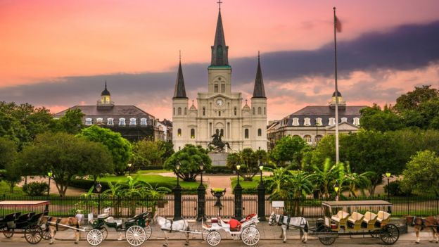 Jackson Square Nueva Orleans
