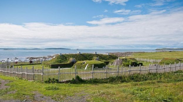 Asentamiento vikingo en L'Anse Aux Meadows