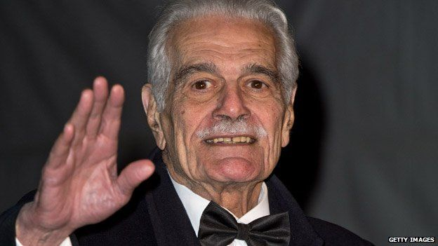 omar sharif height weight
