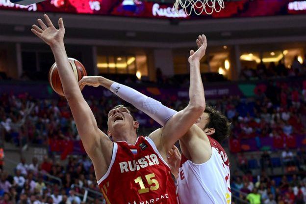 Türkiye Rusya maçı