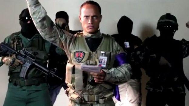 Video de Óscar Pérez