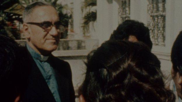 Fotografía de archivo de monseñor Romero.