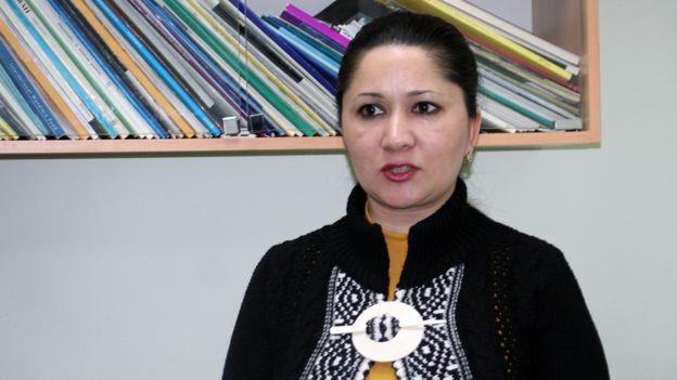 Гулчехра Ибрагимова