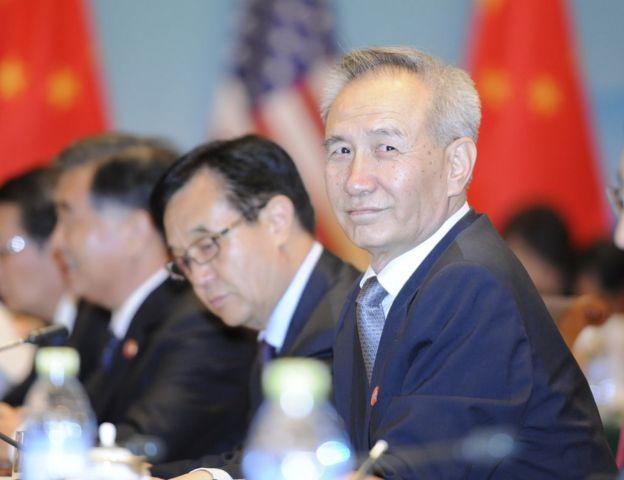 2014年7月9日,第六轮中美战略与经济对话框架下经济对话在北京举行,中国国家发改委副主任、中央经改专项小组负责人、被称为经济改革高层智囊的刘鹤出席。