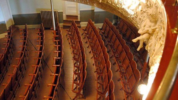 مسرح مكتبة هاسكل