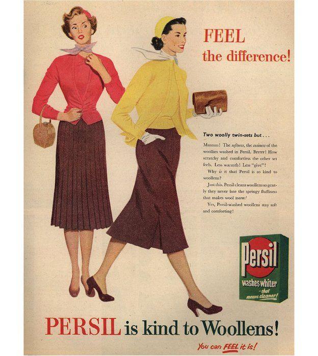 Publicidad de Persil