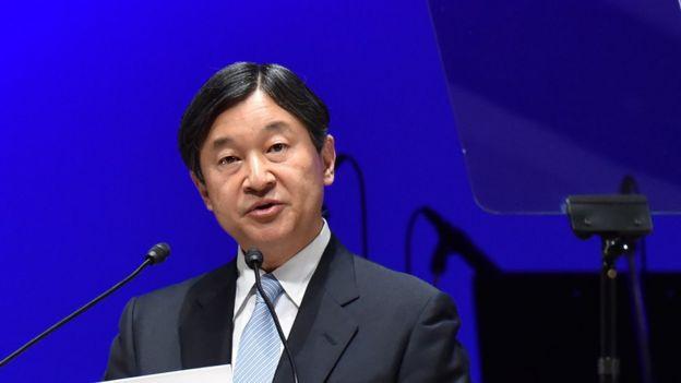 Con Naruhito, Japón empezará una nueva era
