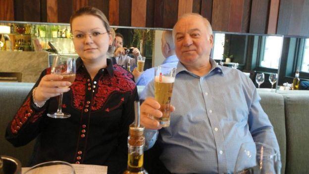 Sergey Skripal ve kızının sağlık durumu kritik.