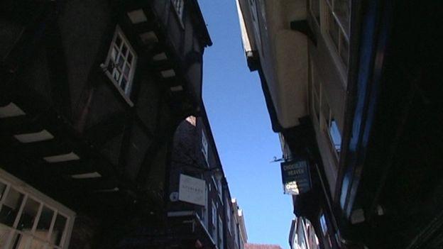 Calle de York