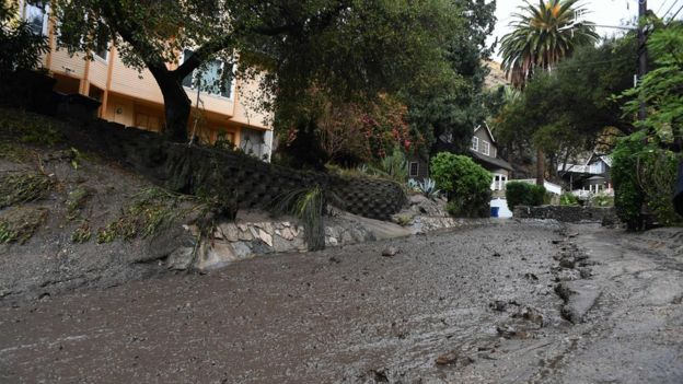 Casas de Burbank, California
