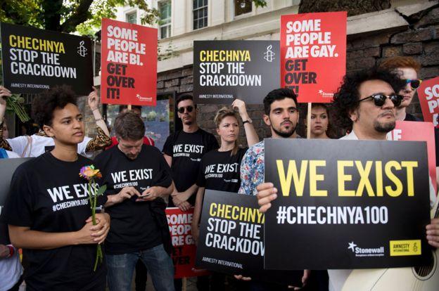 Gay protest in London, 2 Jun 17