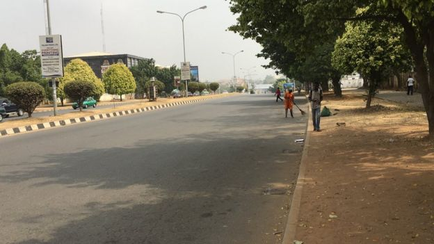 street sweepers di suffer in silence