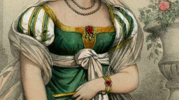 Reloj pulsera de la reina de Nápoles