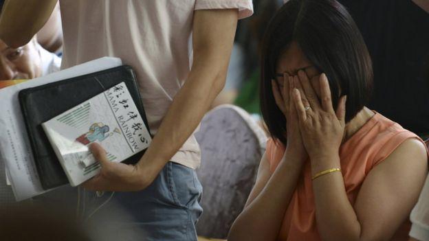 一些得悉子女是同性戀者的父母,會參加中國坊間舉辦的活動交流看法。