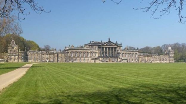 Image result for Wentworth Woodhouse