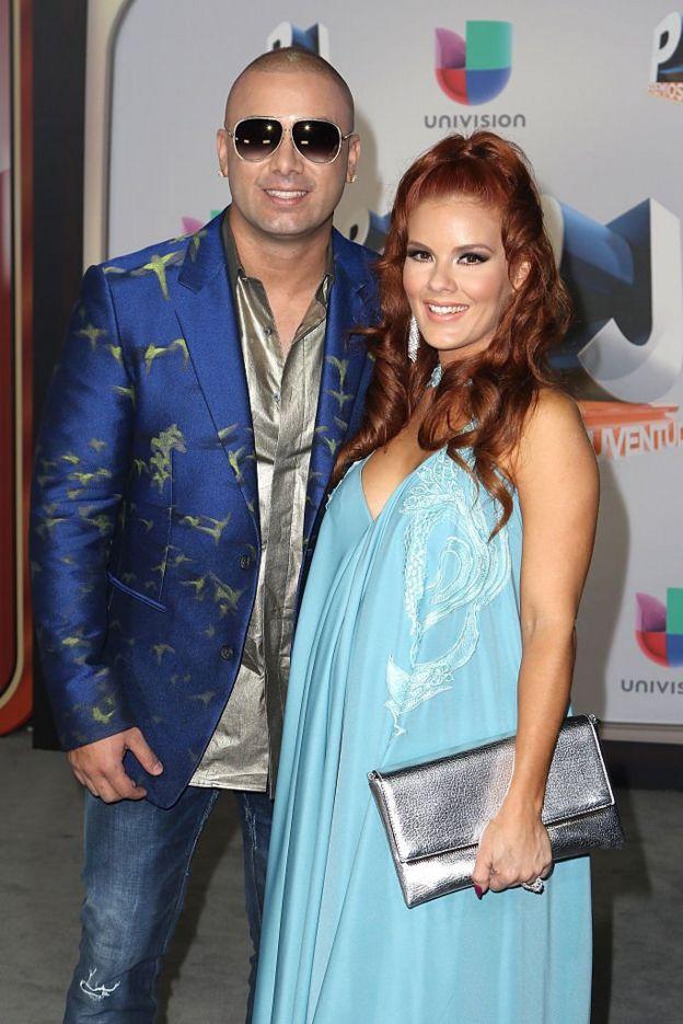 Wisin y su esposa, Yomaira Ortiz