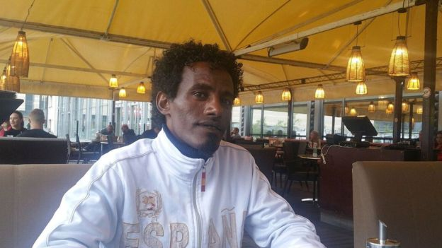 Mekharena - Eritre'den mülteci
