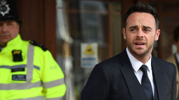 Ant McPartlin