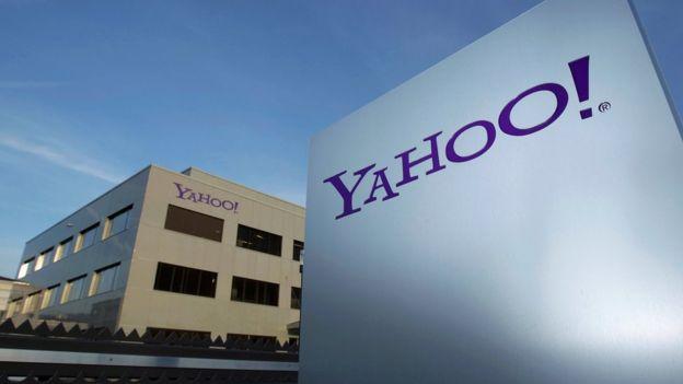 Corporativo de Yahoo