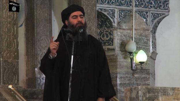 Irak-Şam İslam Devleti (IŞİD) lideri Ebu Bekir el Bağdadi